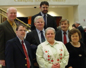 Museum Representatives at Kentucky History Awards